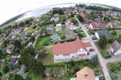 Luftaufnahme FeWo Findling