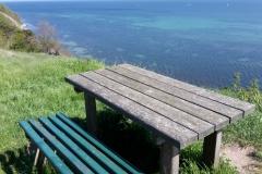 Steilküste nahe Kap Arkona