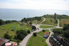 Blick vom Leutturm Kap Arkona